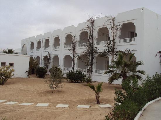 Djerba Sun Club: joli hôtel et vaste