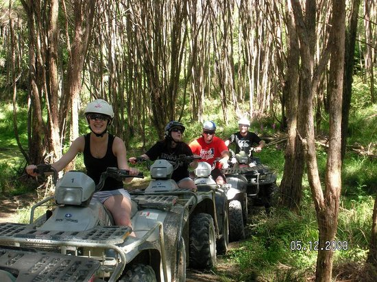 Wairere Valley Quad Bike Safaris