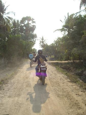 Quad Adventure Cambodia Siem Reap: View while on the road