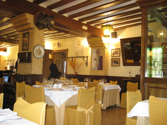 El Bernardino : Dining Room