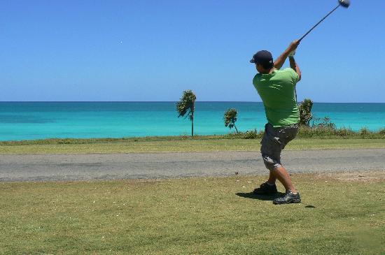 Hotel Bella Costa: golf varadero
