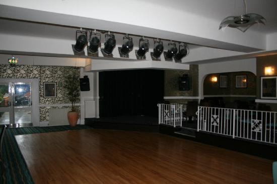 Trecarn Hotel : Ballroom