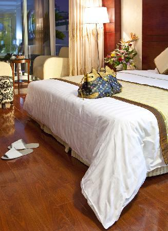 Hanoi Twins Hotel: room