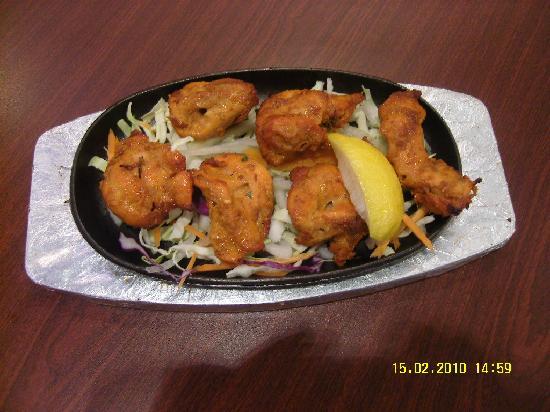 Indian Hot Pot Curry Restaurant : Chicken Tikka