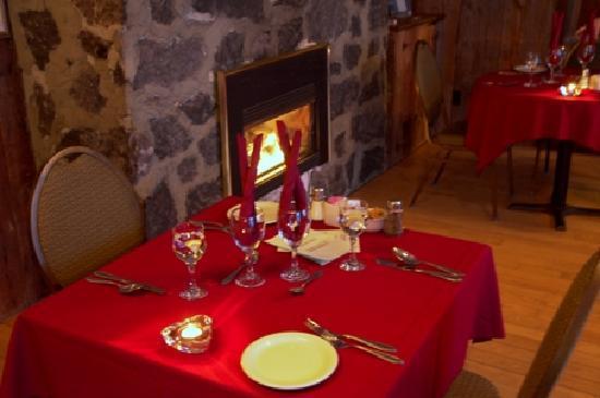 ذا بورجيت إن آند سبا ريزورت: Getaway Dining at the Spa Resort
