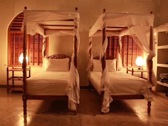 Alankuda Beach: The Second Bedroom, Khomba House