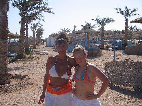 Royal Albatros Moderna Sharm el-Sheikh: brilliant beach