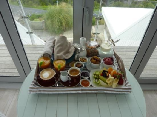 The Boatshed: Breakfast - 1st course of 3