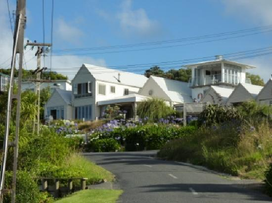 The Boatshed: The property