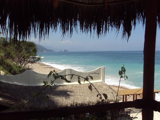 Hotel Playa Fiesta: Window from 3rd floor