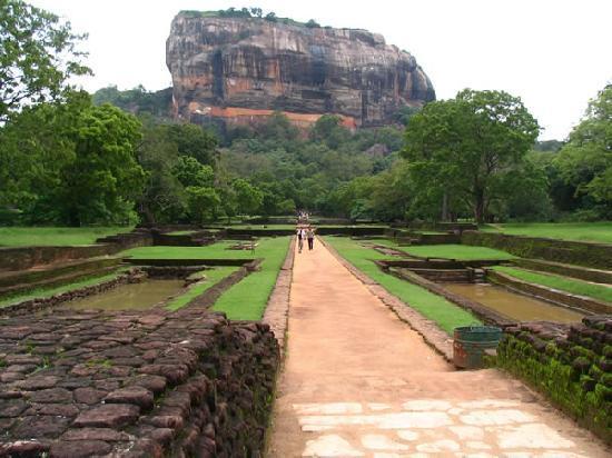 Сигирия, Шри-Ланка: Sigiriya2