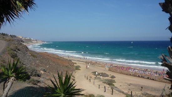 Fuerteventura Princess: Path to the beach