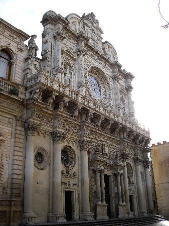 Basilica di Santa Croce : サンタ・クローチェ教会