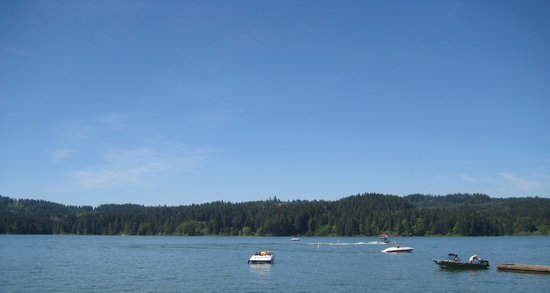 Gaston, Oregón: Hagg Lake