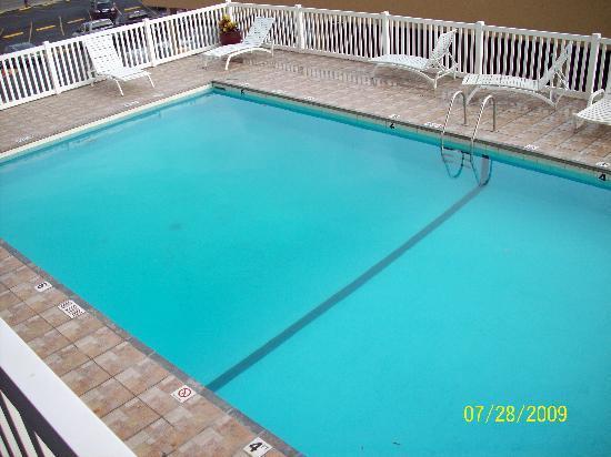 Best Western Corpus Christi: The hotel pool