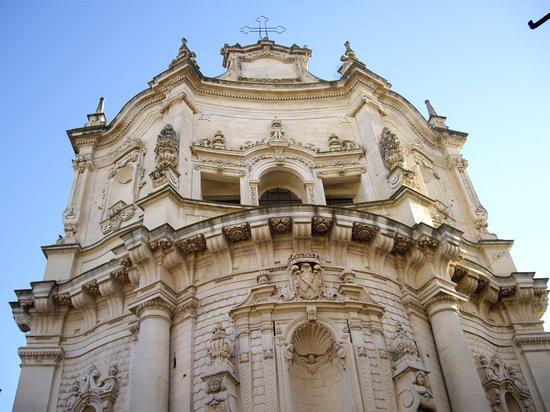 Lecce, Itália: サン・マッテオ教会