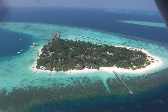 Velidhu Island Resort: Velidhu Island