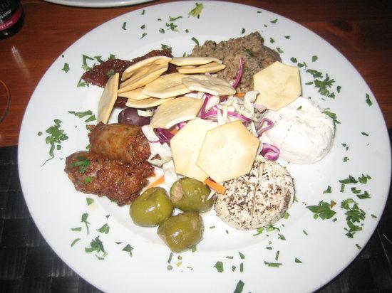 La Mere Restaurant: Maltese Platter