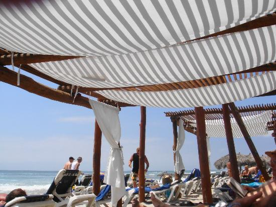 Grand Palladium Vallarta Resort & Spa: shade