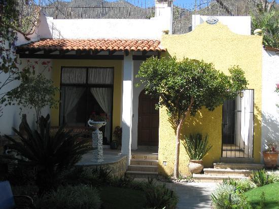 Quinta del Sol : The Casita option