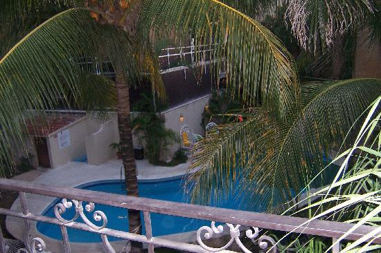 Hacienda Paradise Boutique Hotel by Xperience Hotels: View from our terrace