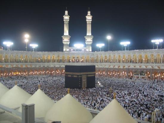 Mekka, Saudi-Arabia: 27th Ramadhan