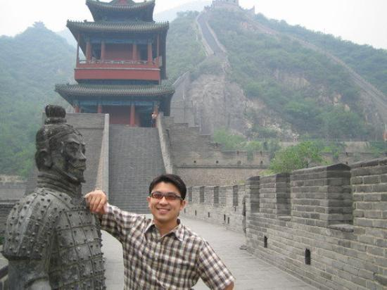Travel Great Wall: Finally I been to Great Wall...