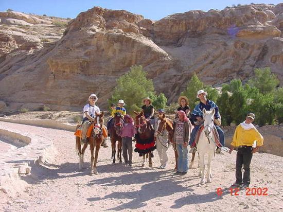 Bilde fra Petra / Wadi Musa