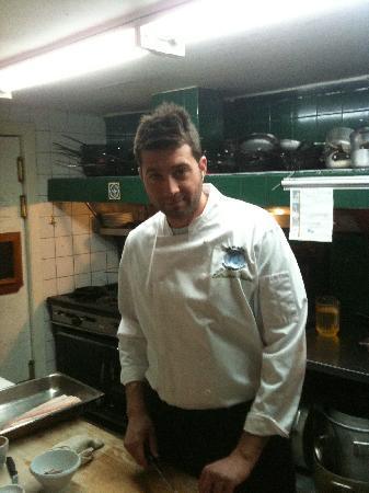 SEb L'Artisan Culinaire: Seb the Chef