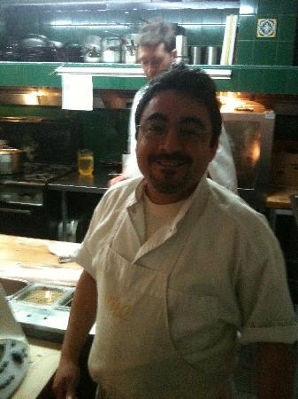 SEb L'Artisan Culinaire : Ismael the other Chef