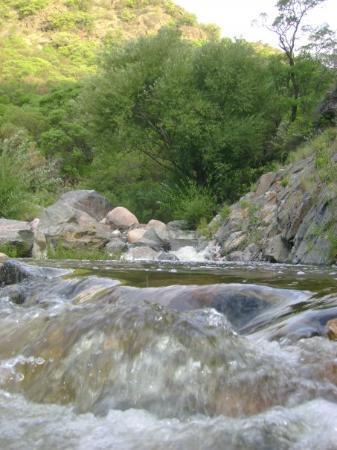 Capilla del Monte-bild