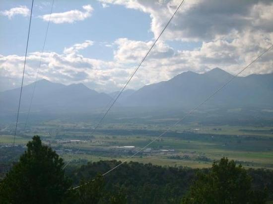 Salida, Kolorado: great view