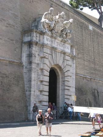 Vatikanske museer: Museum van Vaticaan