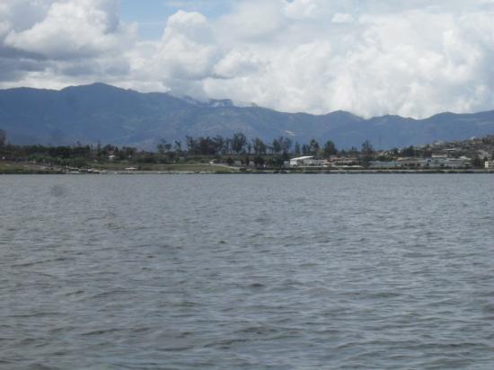 Ibarra, เอกวาดอร์: Laguna de Yaguarcocha