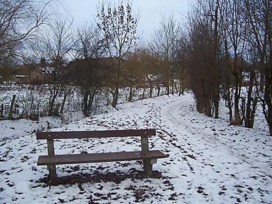 Belgique : Avin (Commune d'Hannut)