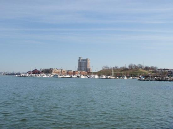 Baltimore, MD: View from the Inner Harbor