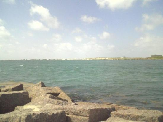 Port Aransas, TX: st joe view
