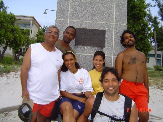 Νησί Μπαζαρούτο, Μοζαμβίκη: Santa Carolina (Arquipélago de Bazaruto)