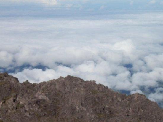 Boquete, Panama: Volcan Baru`s View