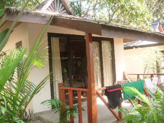 Chaweng Cabana Resort: Our bungalow