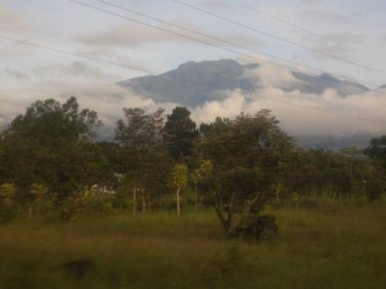 Boquete, Panamá: Baru's Volcan - chiriqui , Panama