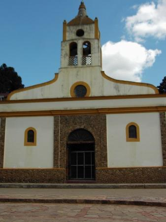 Samaipata, Bolivia: CHURCH NEAR THE RESORT