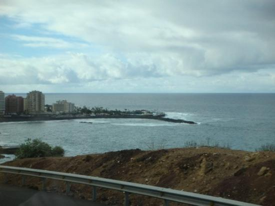 Puerto de la Cruz, Spain Tenerife