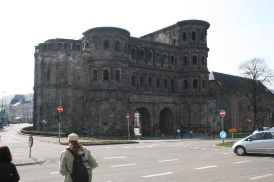 Trier, Tyskland: IMG_2905