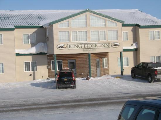 King Eider Inn of Barrow Alaska Photo