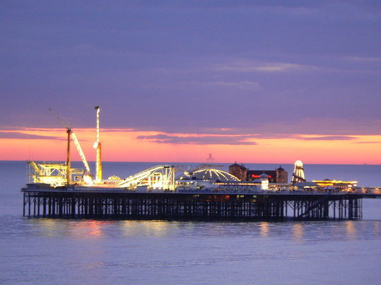 Brighton, UK - one of the best places I've visited :0)