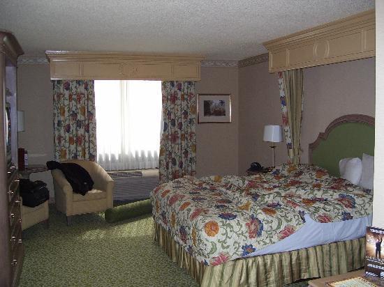 Golden Nugget Hotel & Casino: Carson Tower room 5125