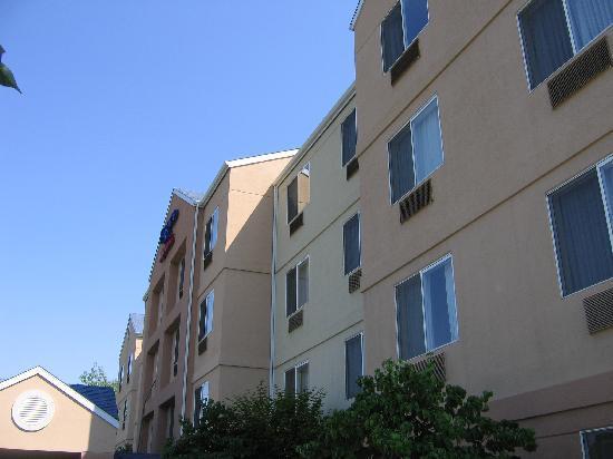 Fairfield Inn & Suites Spokane Downtown : Fairfield Inn Spokane Downtown