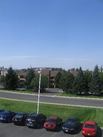 Fairfield Inn & Suites Spokane Downtown : Fairfield Inn - View from room