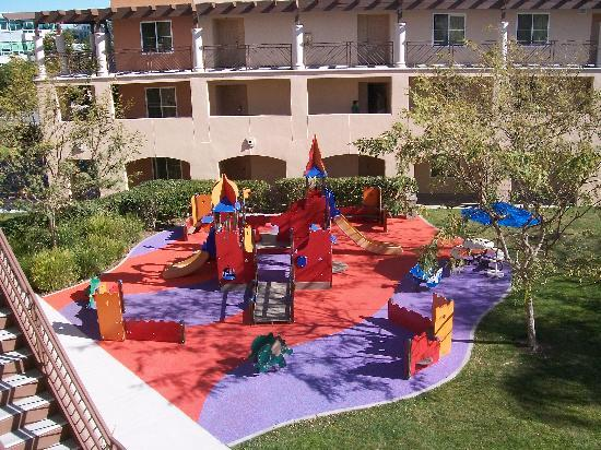 Grand Pacific Palisades Resort and Hotel: Playground